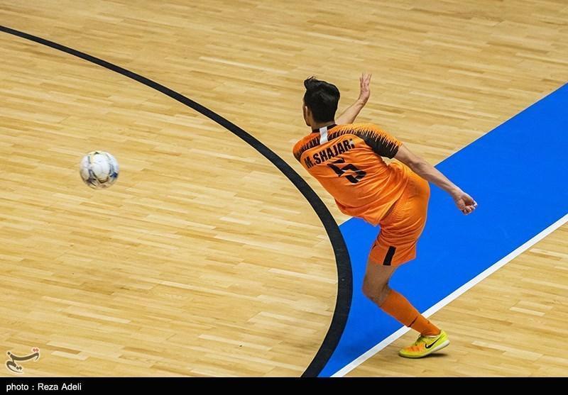 لیگ برتر فوتسال، صعود مس سونگون به نیمه نهایی، بازی شهروند - ستارگان نیمه تمام ماند