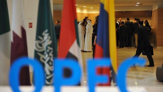 کاهش 509 هزار بشکه ای تولید نفت اوپک در ماه ژانویه