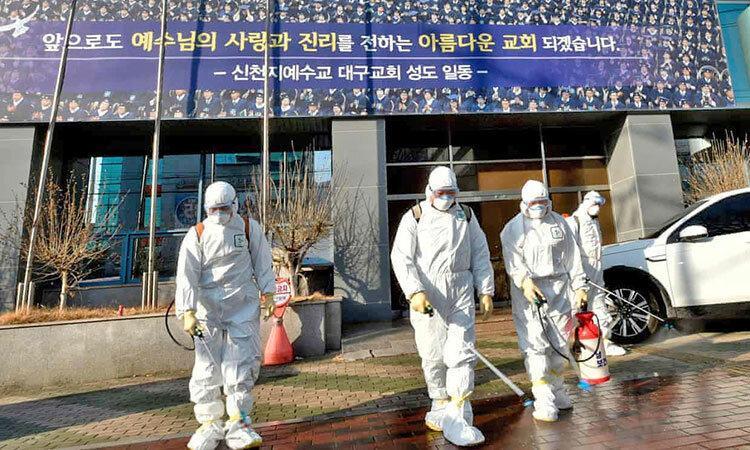 کرونا در کره ، 123 مبتلای تازه و دو مرگ دیگر