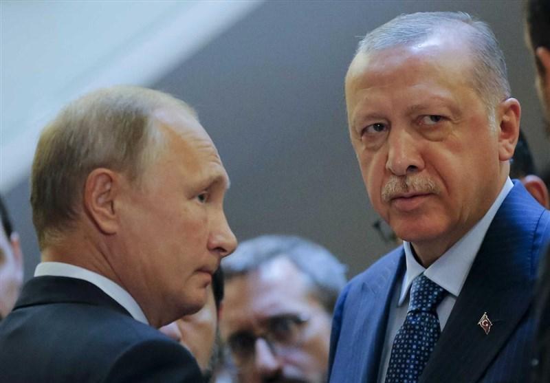 روزنامه نگار ترک: اعتماد اردوغان به پوتین از دست رفته است