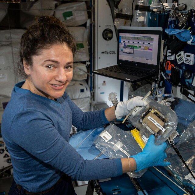 تحقیق ناسا درباره بیماری های استخوانی در فضا