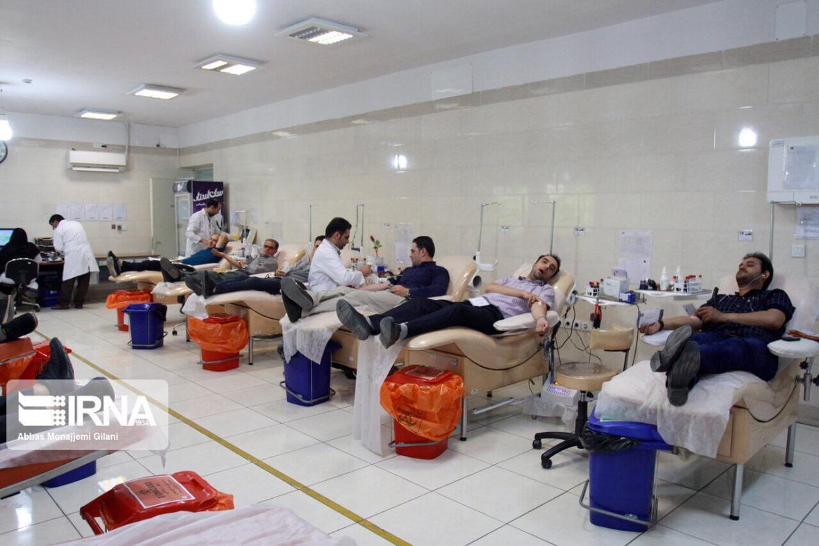 خبرنگاران کرونا اهدای خون در اصفهان را با چالش روبرو کرد