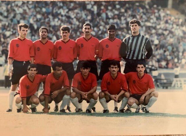 معدن بازیکن سازی بوشهر زنده است، فوتبال در خون جنوبی هاست
