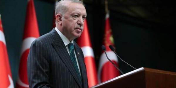 پیغام تبریک اردوغان به مناسبت نوروز